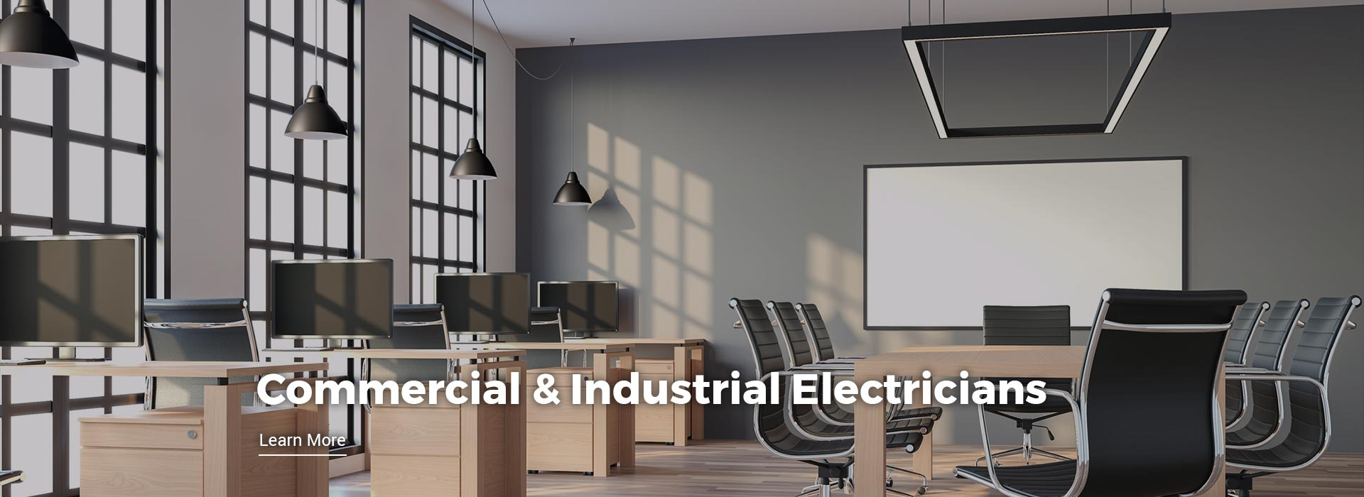 Walltech Electrical and Data specialise in commercial and industrial projects. Learn More